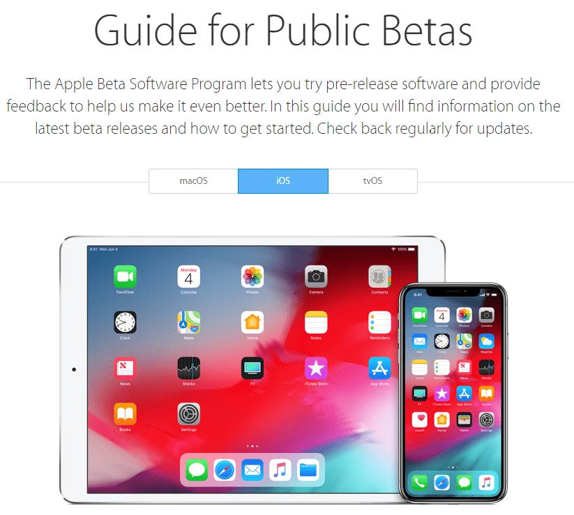מדריך: מערכת ההפעלה iOS 12 להורדה בבטא